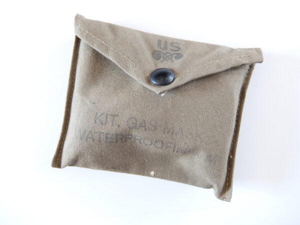 Kit gas mask waterproofing