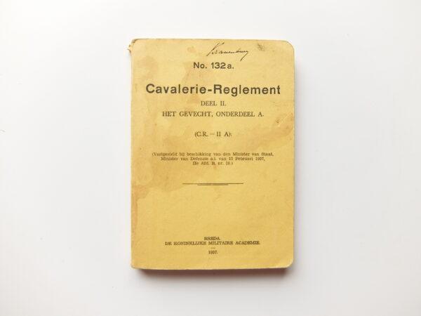 Cavalerie-reglement